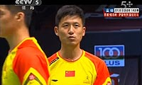 萨普特拉/普拉塔玛VS蔡赟/傅海峰 2013苏迪曼杯 男双1/4决赛视频