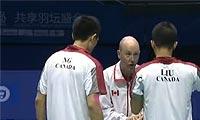 奇雅加特/刘意VS阿德里安/德里克 2011苏迪曼杯 男双资格赛视频
