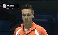 雷恩VS庞拉尔?#31243;?2011苏迪曼杯 男单资格赛视频