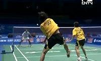 苏吉特/莎拉丽VS沙旺特/乔普拉 2011苏迪曼杯 混双资格赛视频