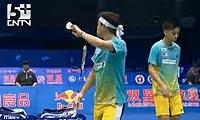 古健杰/陈文宏VS阿尔文/阿山 2011苏迪曼杯 男双资格赛视频
