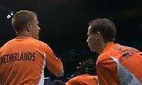 鲁伊特/戴夫VS奇雅加特/刘意 2011苏迪曼杯 男双资格赛视频