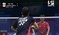 阿尔文/阿山VS平田典靖/桥本博且 2011苏迪曼杯 男双1/4决赛视频