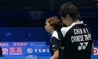 尼尔森/佩蒂森VS程文欣/陈宏麟 2011苏迪曼杯 混双1/4决赛视频