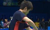 田儿贤一VS西蒙 2011苏迪曼杯 男单1/4决赛视频