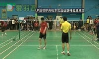 陈羽超/马小滨VS冯亮/蒋翔宇 2011贝特杯 男双半决赛视频