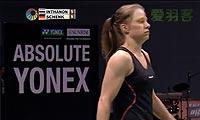 因达农VS申克 2013印度超级赛 女单决赛视频