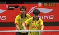 玛尼蓬/尼迪蓬VS陈润龙/王伟康 2013印度超级赛 男双资格赛视频