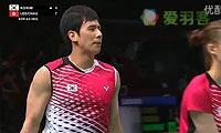李晋熙/周凯华VS高成炫/金荷娜 2013苏迪曼杯 混双资格赛视频