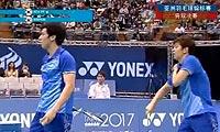 高成炫/李龙大VS金基正/金沙朗 2013亚锦赛  男双决赛视频