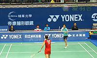 高桥沙也加VS因达农 2013亚锦赛  女单1/4决赛视频