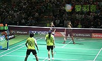 瓦里拉/玛丽莎VS沙西丽/沙威丽 2013澳洲公开赛 女双决赛视频