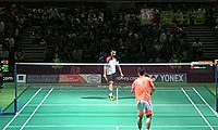 李宗偉VS喬斌 2013澳洲公開賽 男單1/4決賽視頻