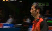 李宗伟VS阮天明 2013全英公开赛 男单1/4决赛视频