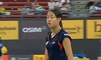 内维尔VS奥原希望 2013马来公开赛 女单1/4决赛视频