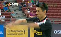 约根森VS刘国伦 2013马来公开赛 男单1/4决赛视频