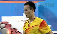 杜鹏宇VS索尼 2013韩国公开赛 男单半决赛视频