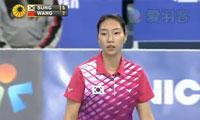 成池铉VS王适娴 2013韩国公开赛 女单决赛视频