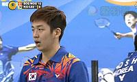 李龙大/高成炫VS鲍伊/摩根森 2013韩国公开赛 男双决赛视频