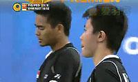 尼尔森/佩蒂森VS艾哈迈德/纳西尔 2013韩国公开赛 混双1/4决赛视频