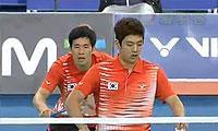 李龙大/高成炫VS邦德/彼德森 2013韩国公开赛 男双1/8决赛视频