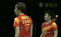 于洋/王晓理VS尤尔/佩蒂森 2012世界羽联总决赛 女双决赛视频
