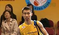 谌龙VS李宗伟 2012香港公开赛 男单决赛视频