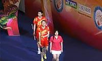 张楠/赵芸蕾VS徐晨/马晋 2012香港公开赛 混双决赛视频