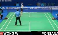波萨那VS黄永棋 2012中国公开赛 男单1/16决赛视频