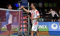 李宗伟VS波萨那 2012丹麦公开赛 男单1/8决赛视频