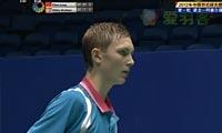 谌龙VS阿萨尔森 2012中国大师赛 男单资格赛视频