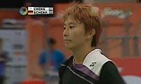 申克VS郑韶婕 2012新加坡公开赛 女单决赛视频