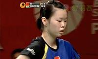 内维尔VS李雪芮 2012印尼公开赛 女单决赛视频