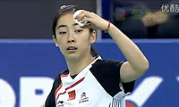 王适娴VS蒋燕皎 2012韩国公开赛 女单决赛视频