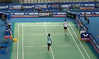 黄慧渊VS辛德胡 2012韩国公开赛 女单资格赛视频