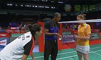 李文珊VS斯托曾巴赫 2013苏迪曼杯 女单资格赛视频
