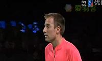 盖德VS埃里克 2011哥本哈根大师赛 男单1/4决赛视频