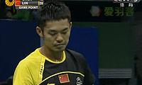 林丹VS谌龙 2011世界羽联总决赛 男单决赛视频