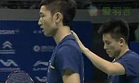 鲍伊/摩根森VS柴飚/郭振东 2011世界羽联总决赛 男双决赛视频