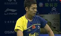 林丹VS田儿贤一 2011世界羽联总决赛 男单资格赛视频