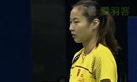 王仪涵VS申克 2011世界羽联总决赛 女单资格赛视频