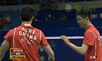 高成炫/柳延星VS蔡赟/傅海峰 2011世界羽联总决赛 男双资格赛视频