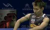 李宗伟VS佐佐木翔 2011世界羽联总决赛 男单资格赛视频