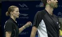 尼尔森/佩蒂森VS苏吉特/莎拉丽 2011世界羽联总决赛 混双资格赛视频