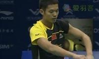林丹VS谌龙 2011世界羽联总决赛 男单资格赛视频
