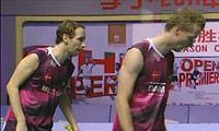 鲍伊/摩根森VS高成炫/柳延星 2011中国公开赛 男双决赛视频