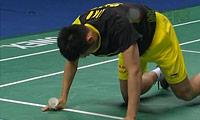 林丹VS谌龙 2011中国公开赛 男单决赛视频