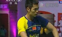 林丹VS李宗伟 2011中国公开赛 男单半决赛视频