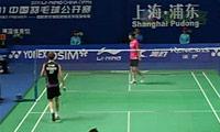 盖德VS孙完虎 2011中国公开赛 男单1/16决赛视频