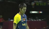 林丹VS陈金 2011香港公开赛 男单决赛视频